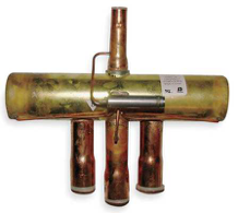copper device heat pump